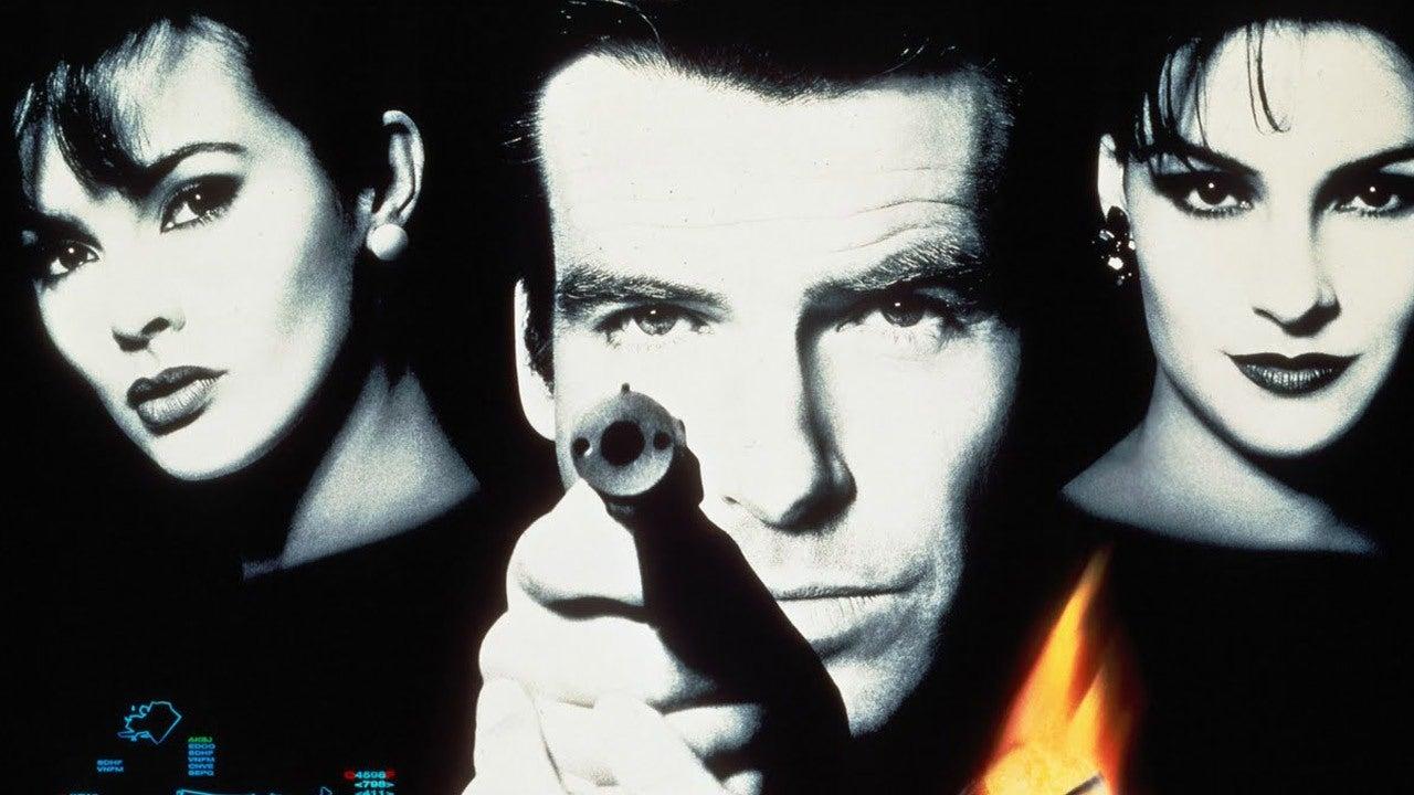 goldeneye 007 Remaster leaked
