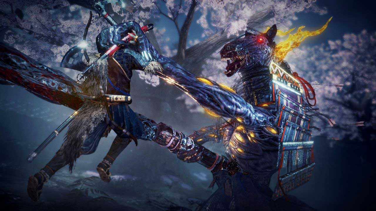 The Nioh Collection Review Nioh 2 Performance Steam