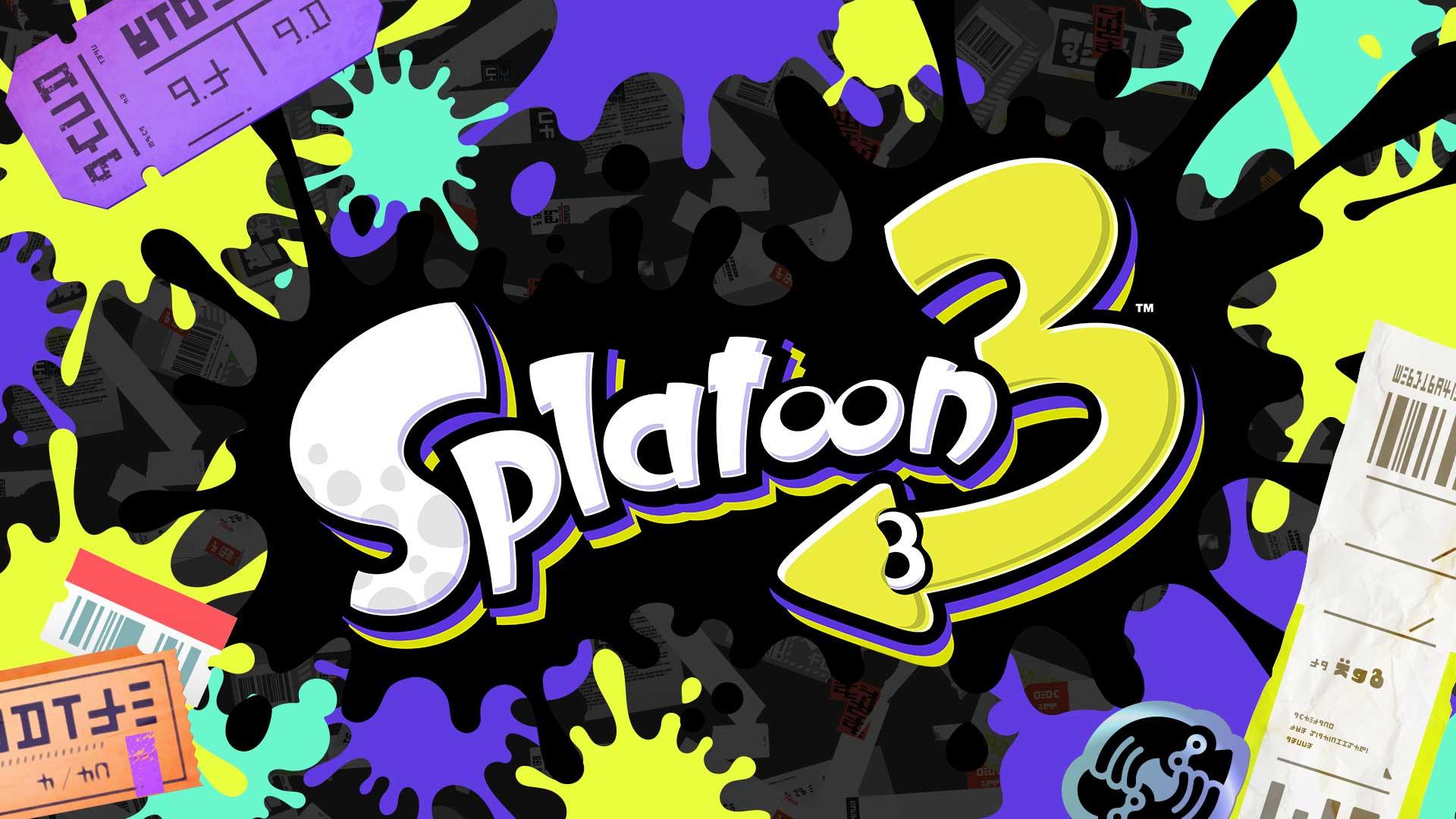 Splatoon 3 Nintendo Switch Nintendo