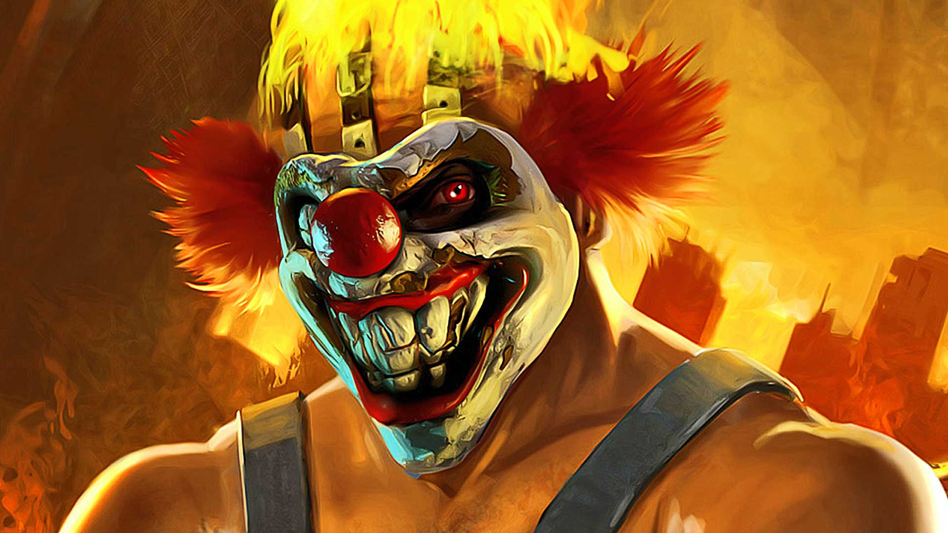 Twisted Metal Series PlayStation Productions