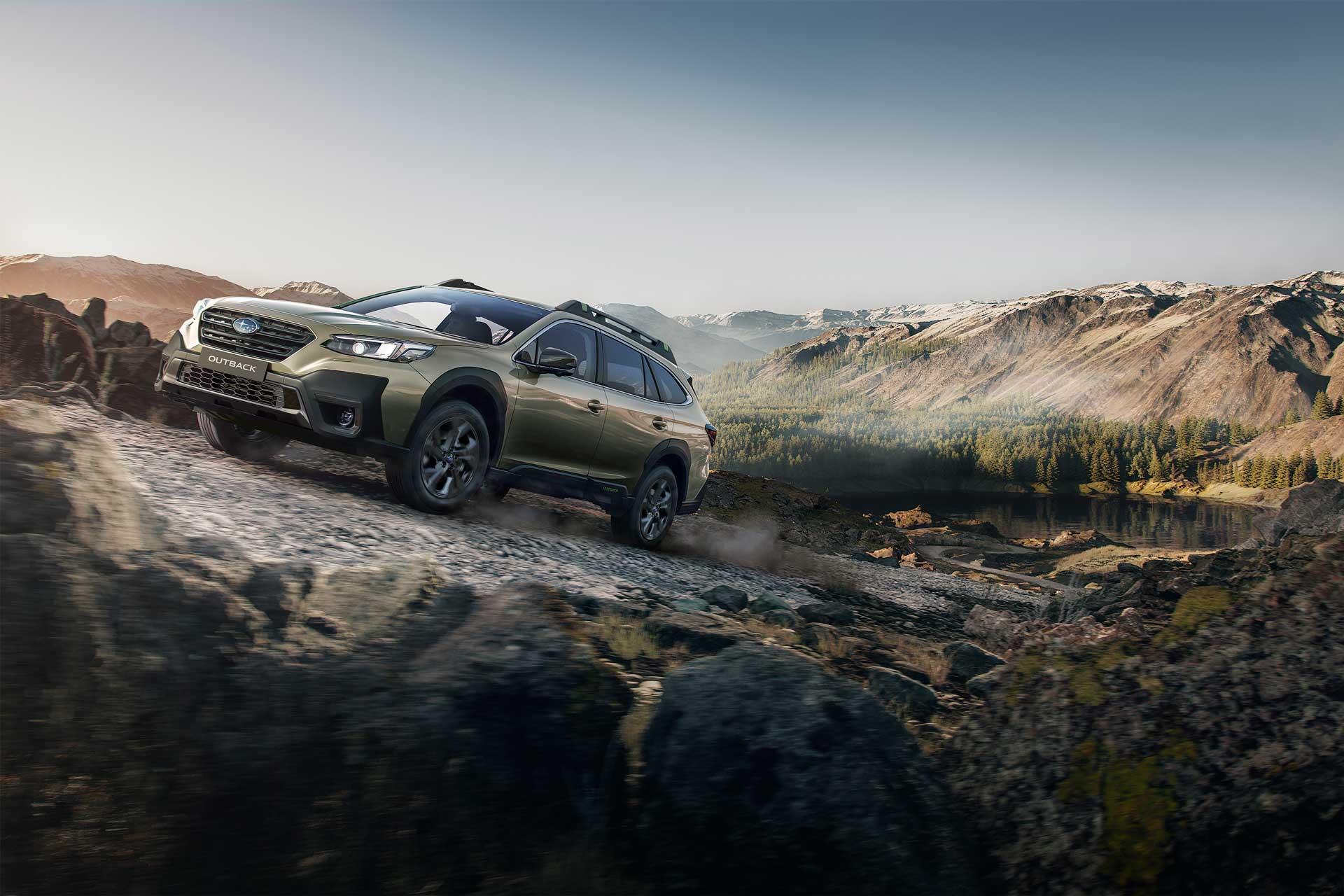 Subaru Outback SUV South Africa