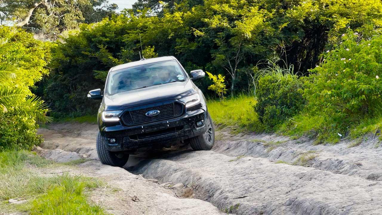 Ford Ranger FX4 Bakkie