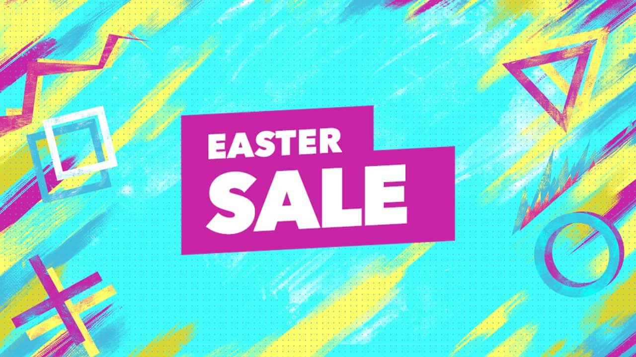 PlayStation Store Easter Sale
