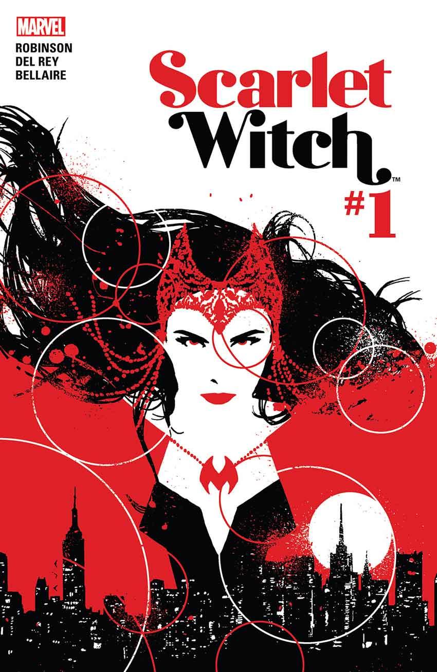 WandaVision Comics & The Scarlet Witch