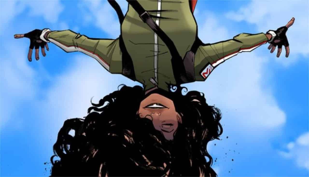 Skyward Comic Series