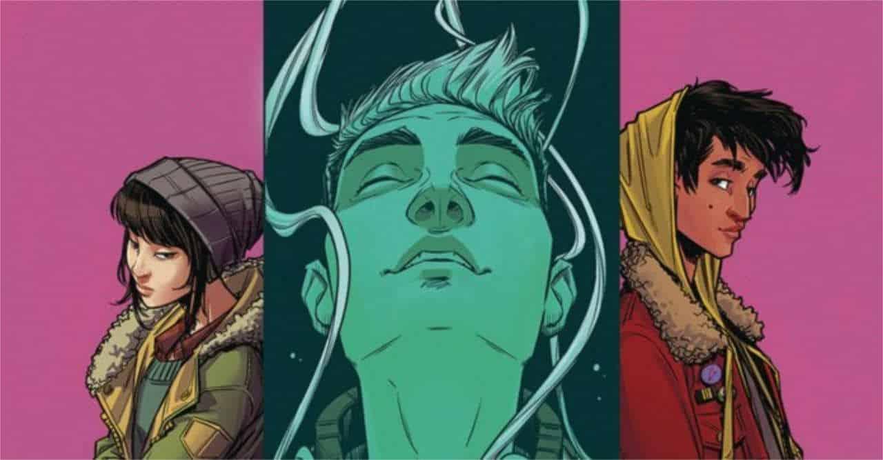 Alienated Comic Series