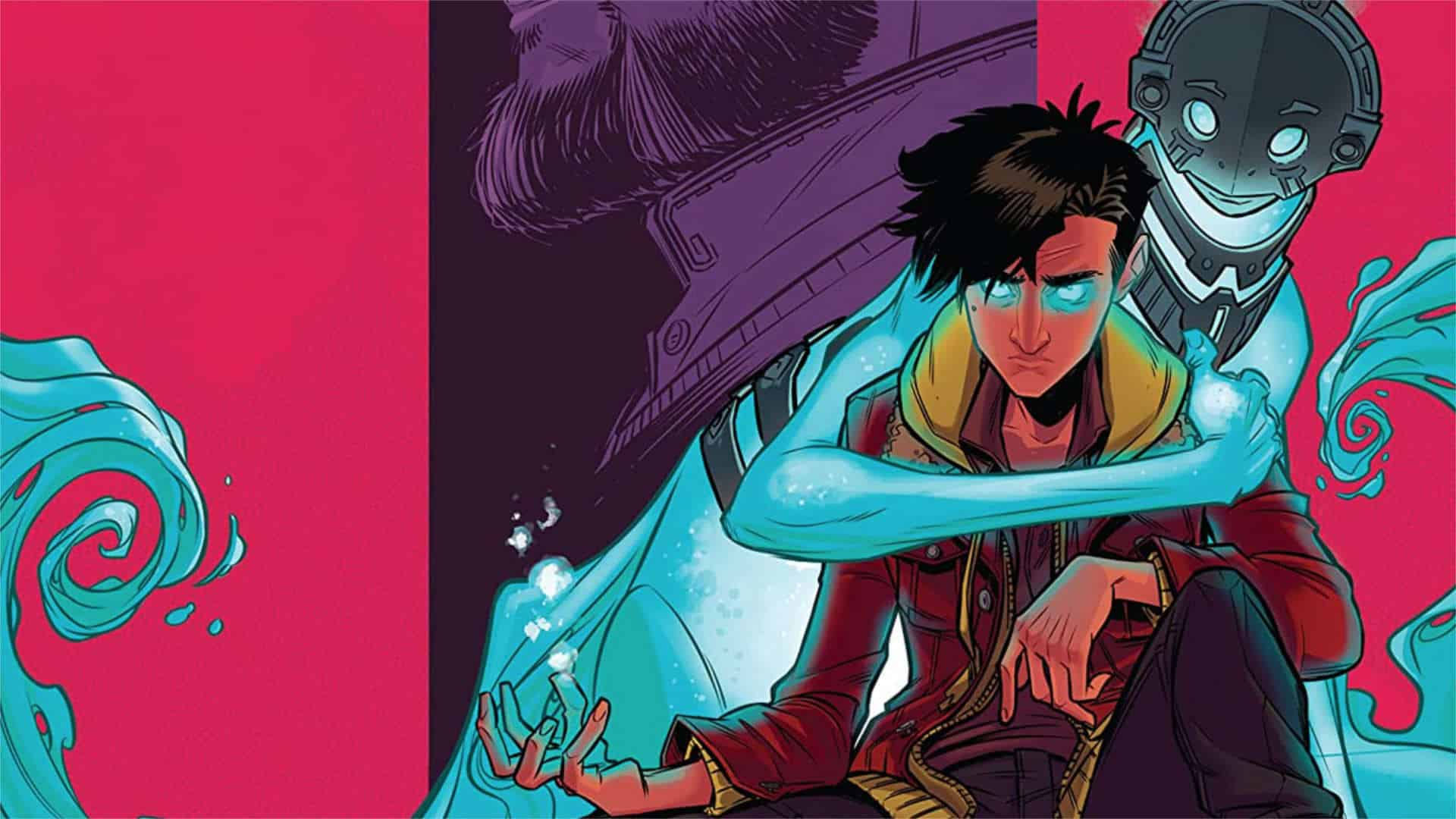 The Alienated Comic Series Channels That Inner Struggling Teenager and is Brilliant