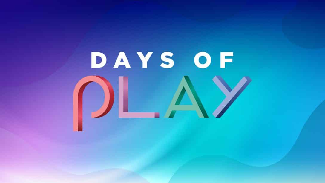PlayStation Store Days of Play Sale