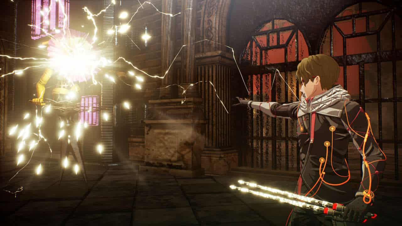 Scarlet Nexus Gameplay Demo