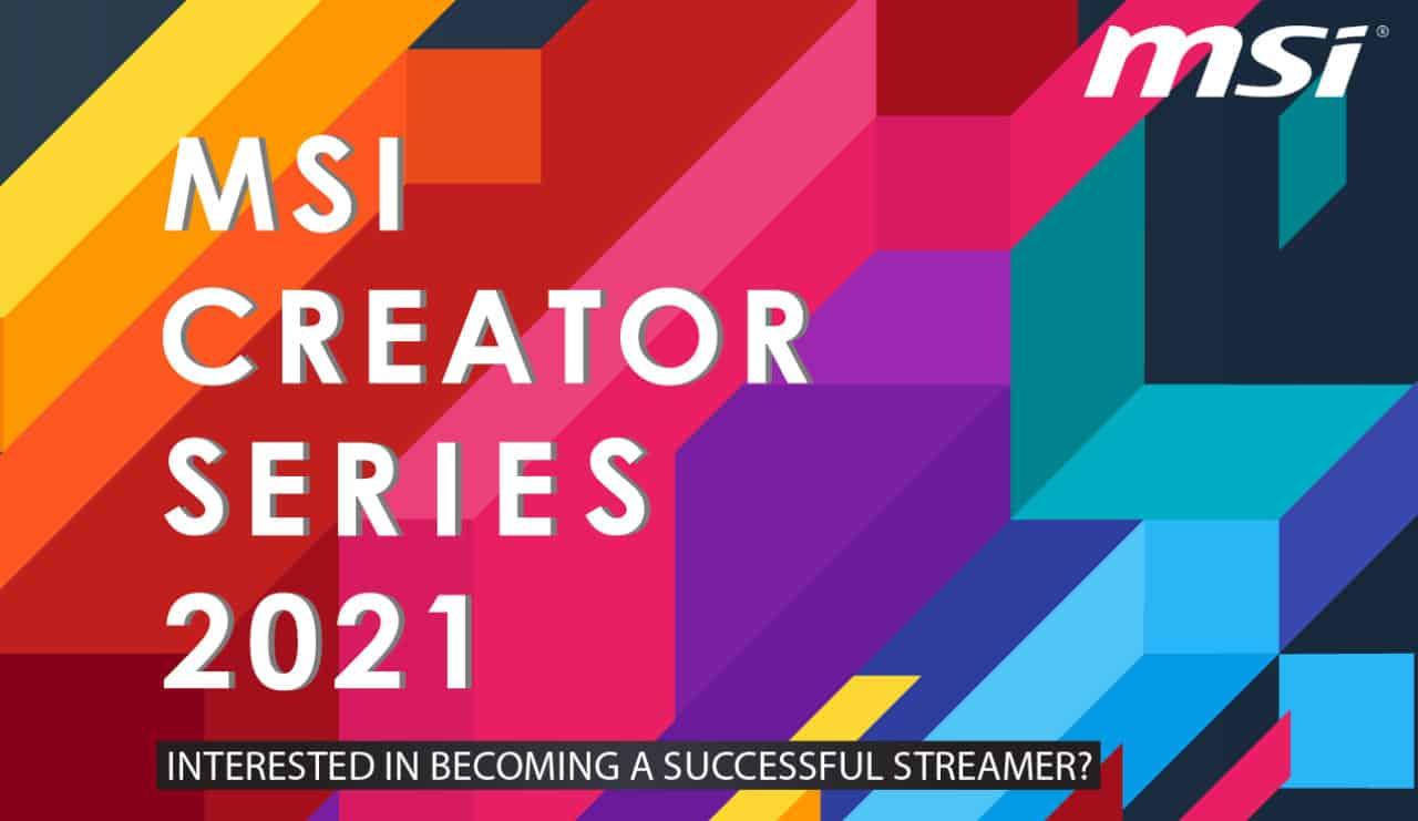 MSI Creator Series Wootdini