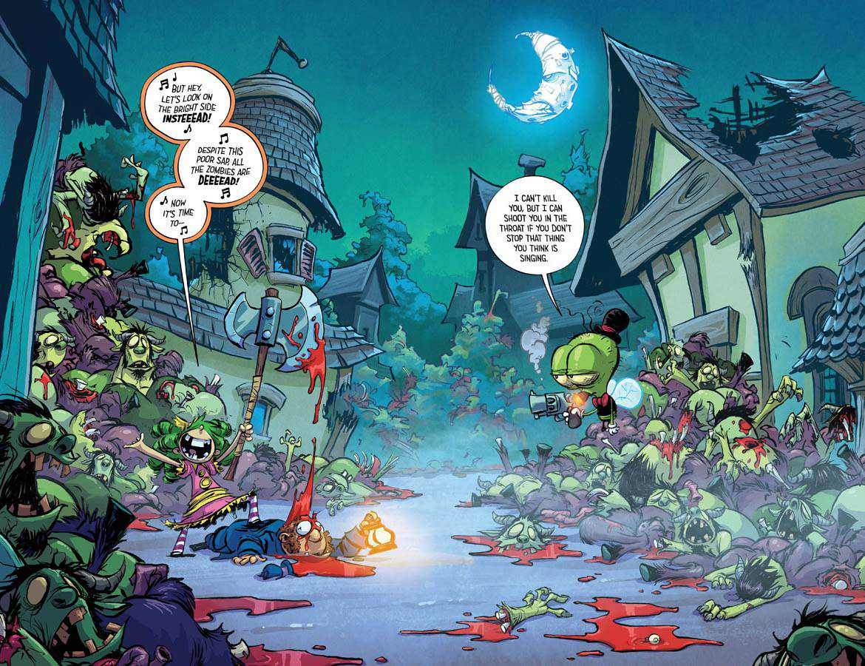 I Hate Fairyland Comic