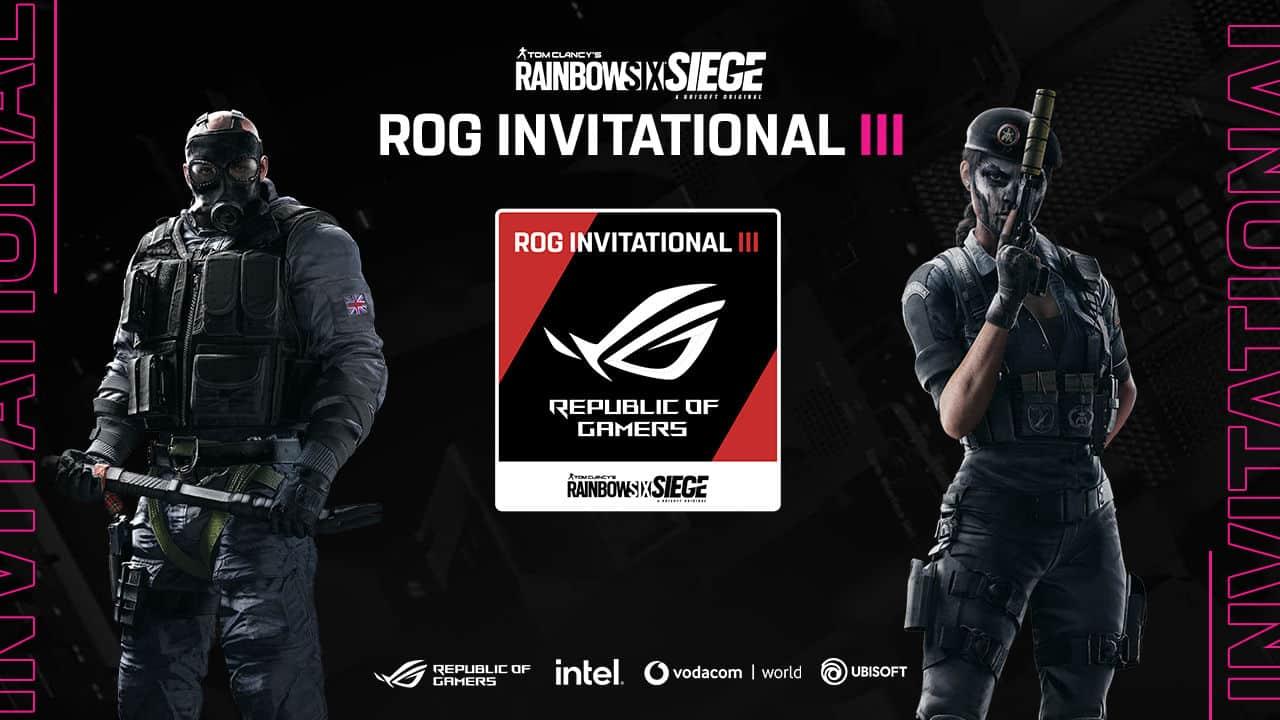 Asus Republic of Gamers (ROG) Invitational III Grand Finals