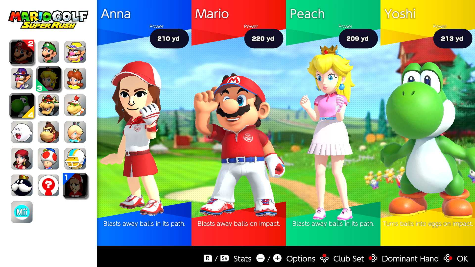 Mario Gold Super Rush