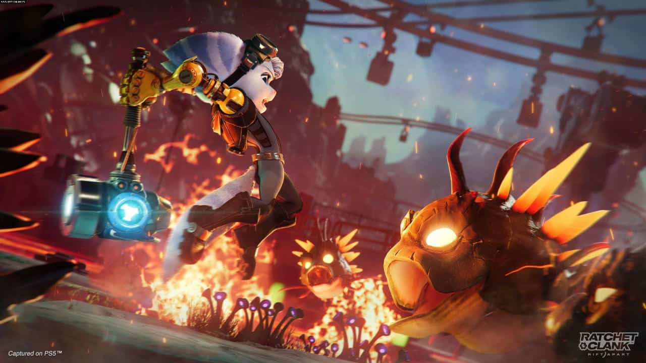 Ratchet and Clank: Rift Apart Review PS5