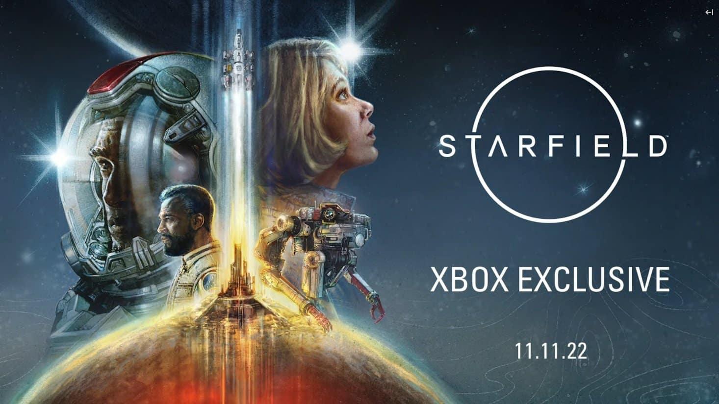 Starfield Xbox Bethesda E3