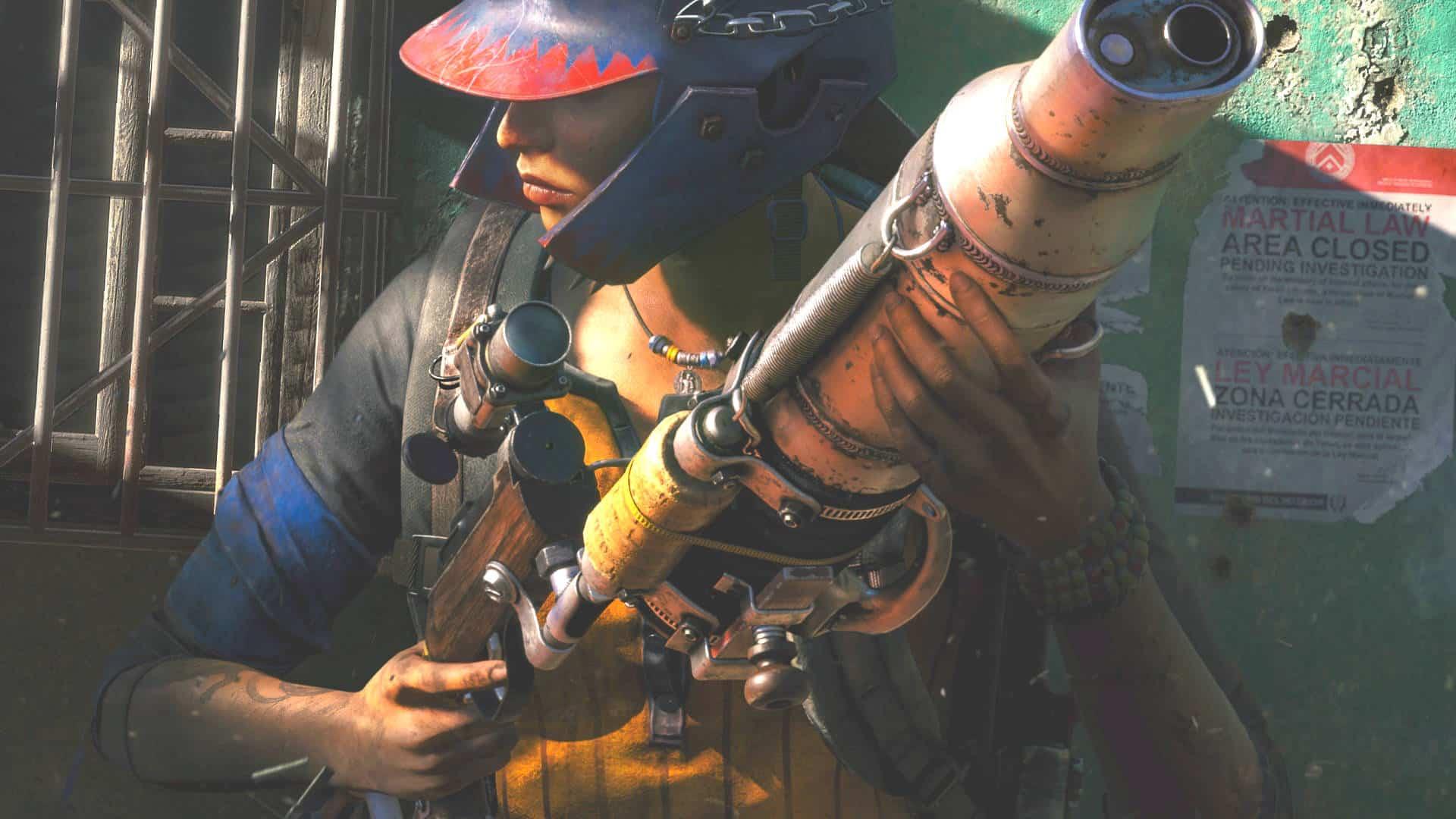 Far Cry 6 third-person end-game