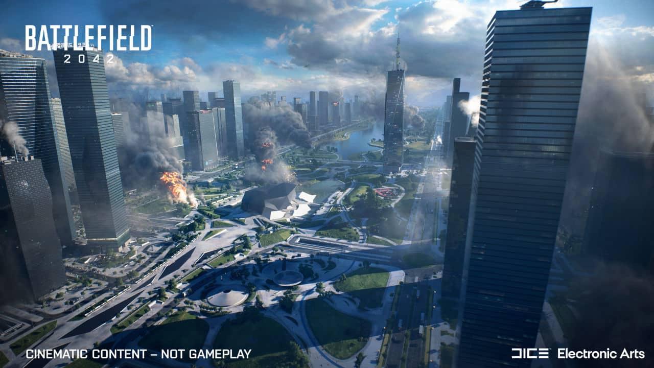 Battlefield 2042 Battlefield 2042 beta dates