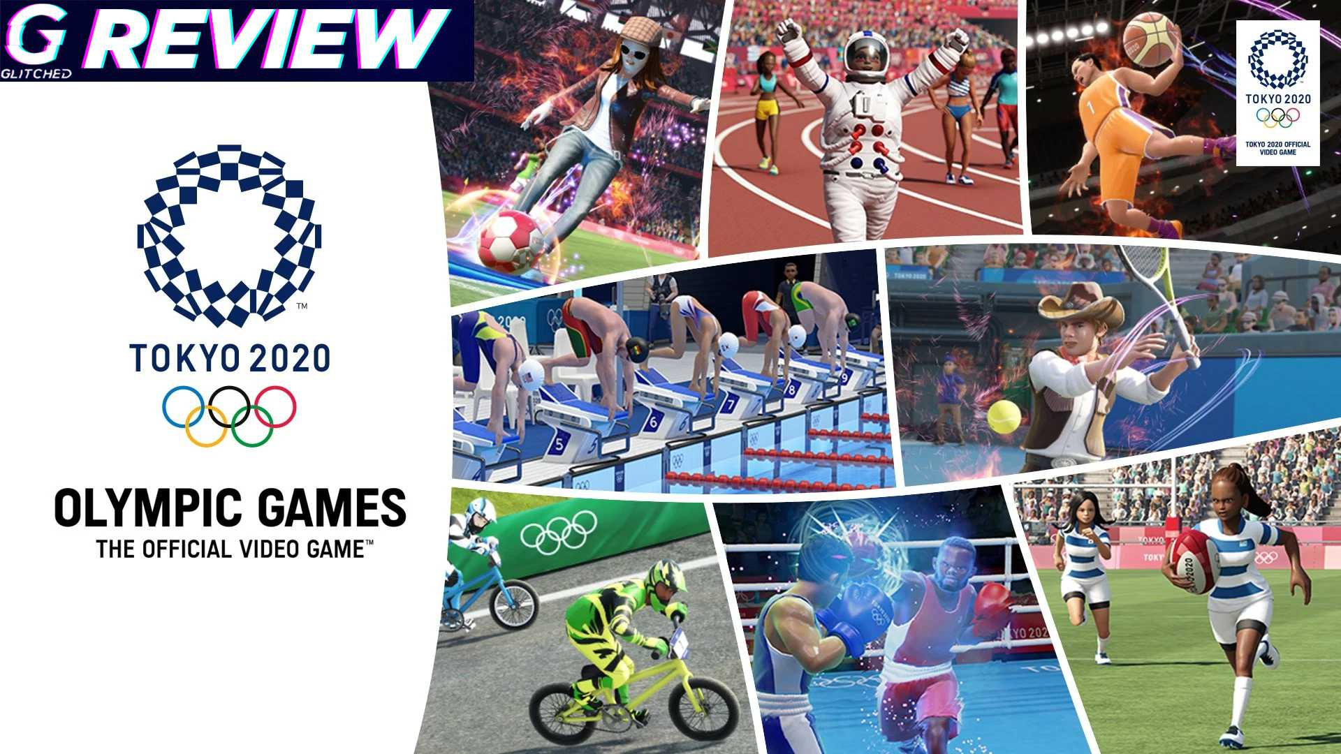 Olympic Games Tokyo 2020 The Official Video Game Review