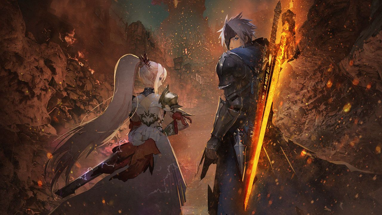 Tales of Arise Demo Animated Cinematic