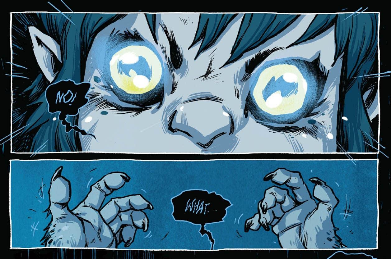 WYND Comic Series