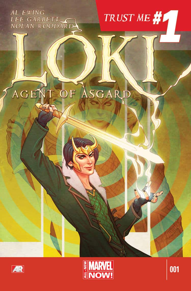 Loki Comics Loki TV Show