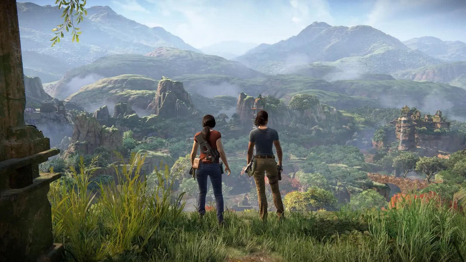 PlayStation Plus July 2021 Uncharted: The Lost Legacy