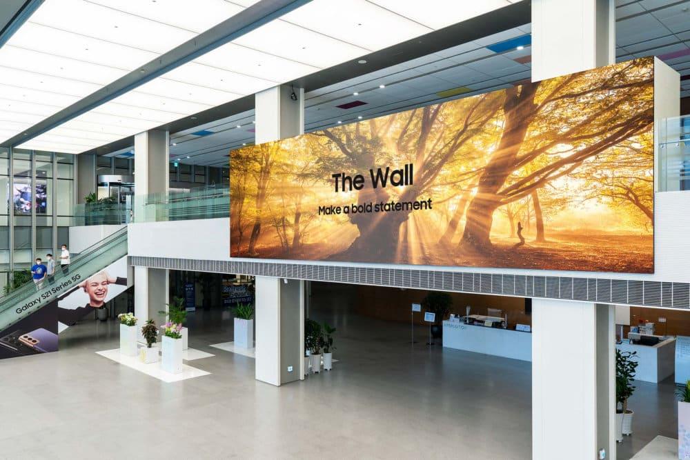 Samsung The Wall Display