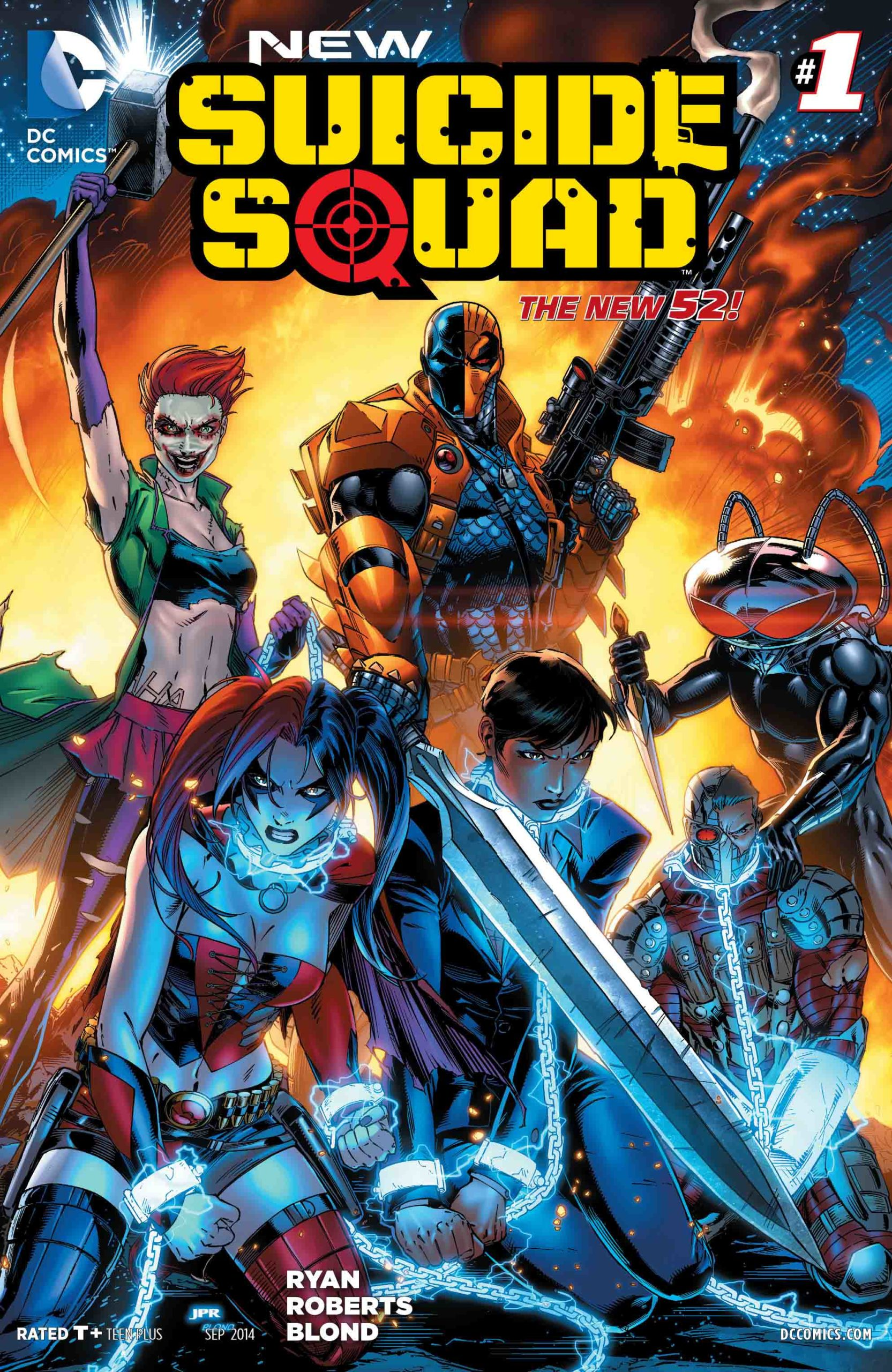 3 Comics to get you hyped for The Suicide Squad