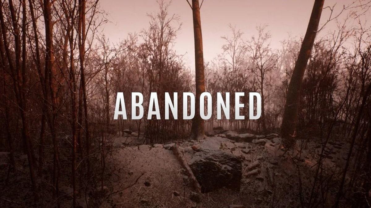 Abandoned PS5 Trailer App Blue Box