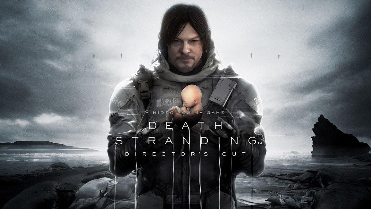 Death Stranding Director's Cut Kojima PS5