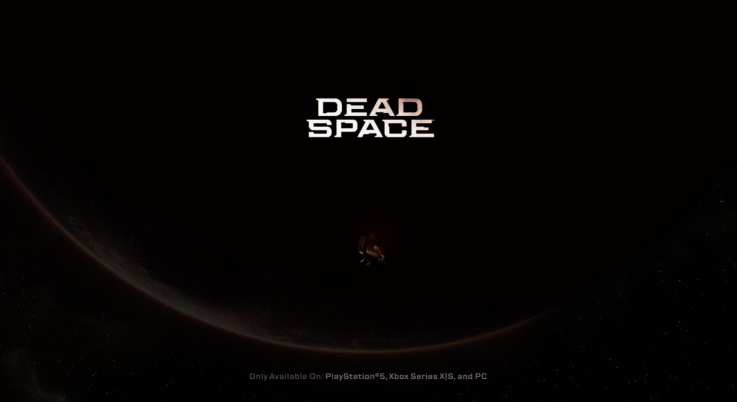 Dead Space EA Games PS5 Xbox Series X/S PC