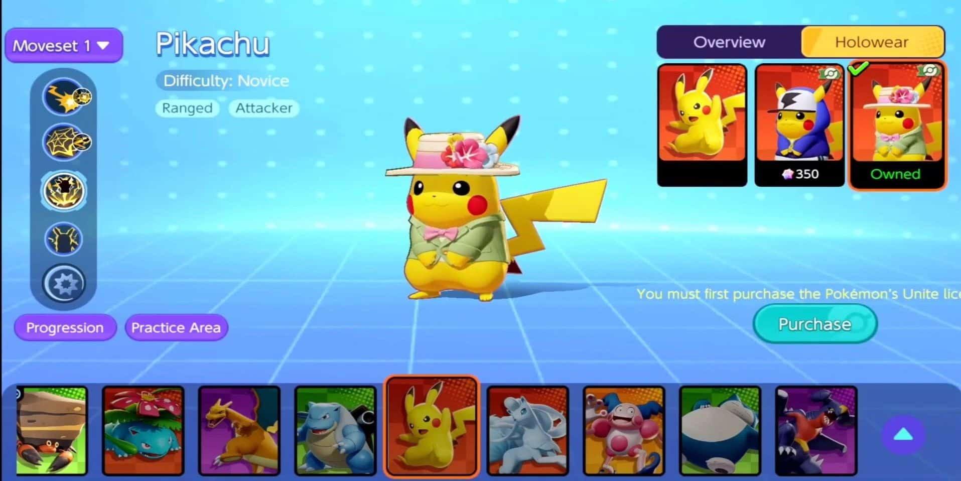 Pokemon Unite Microtransactions