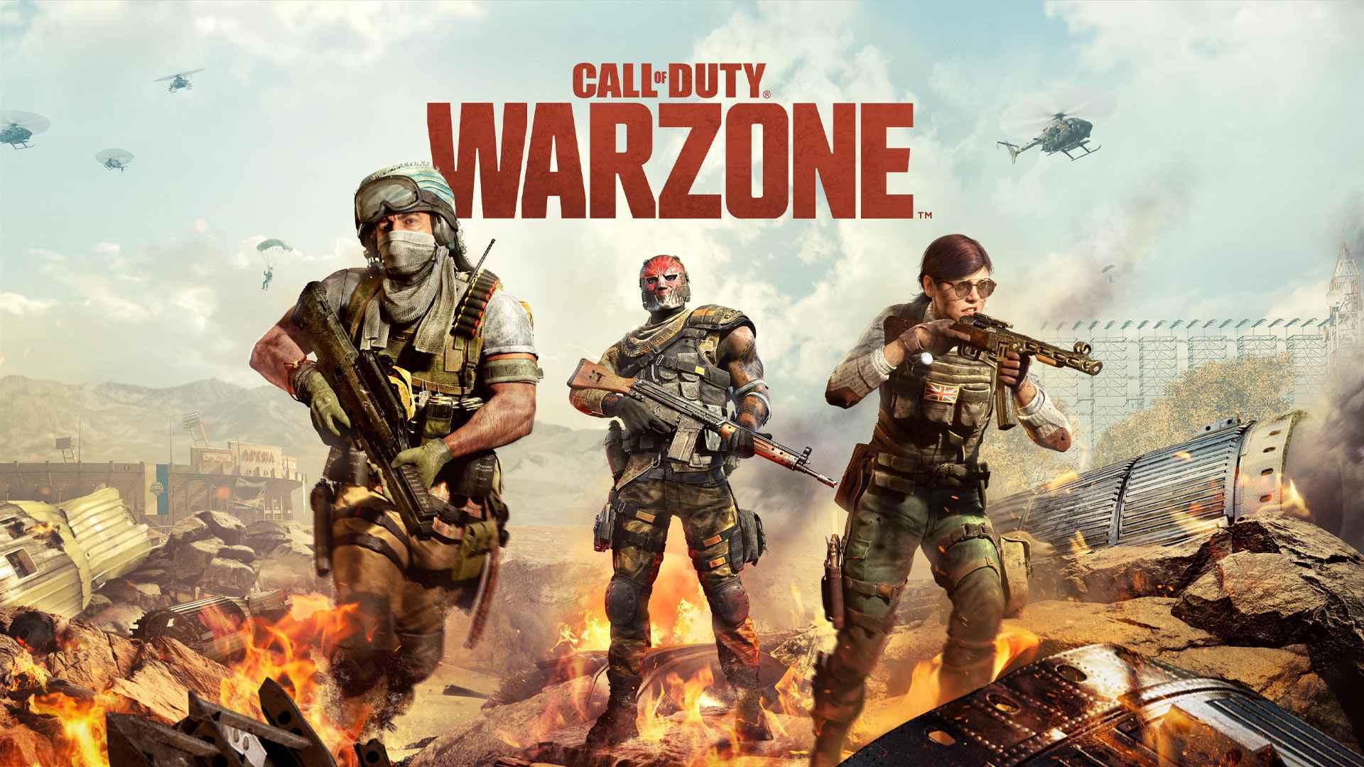 COD ZA Call of Duty South Africa