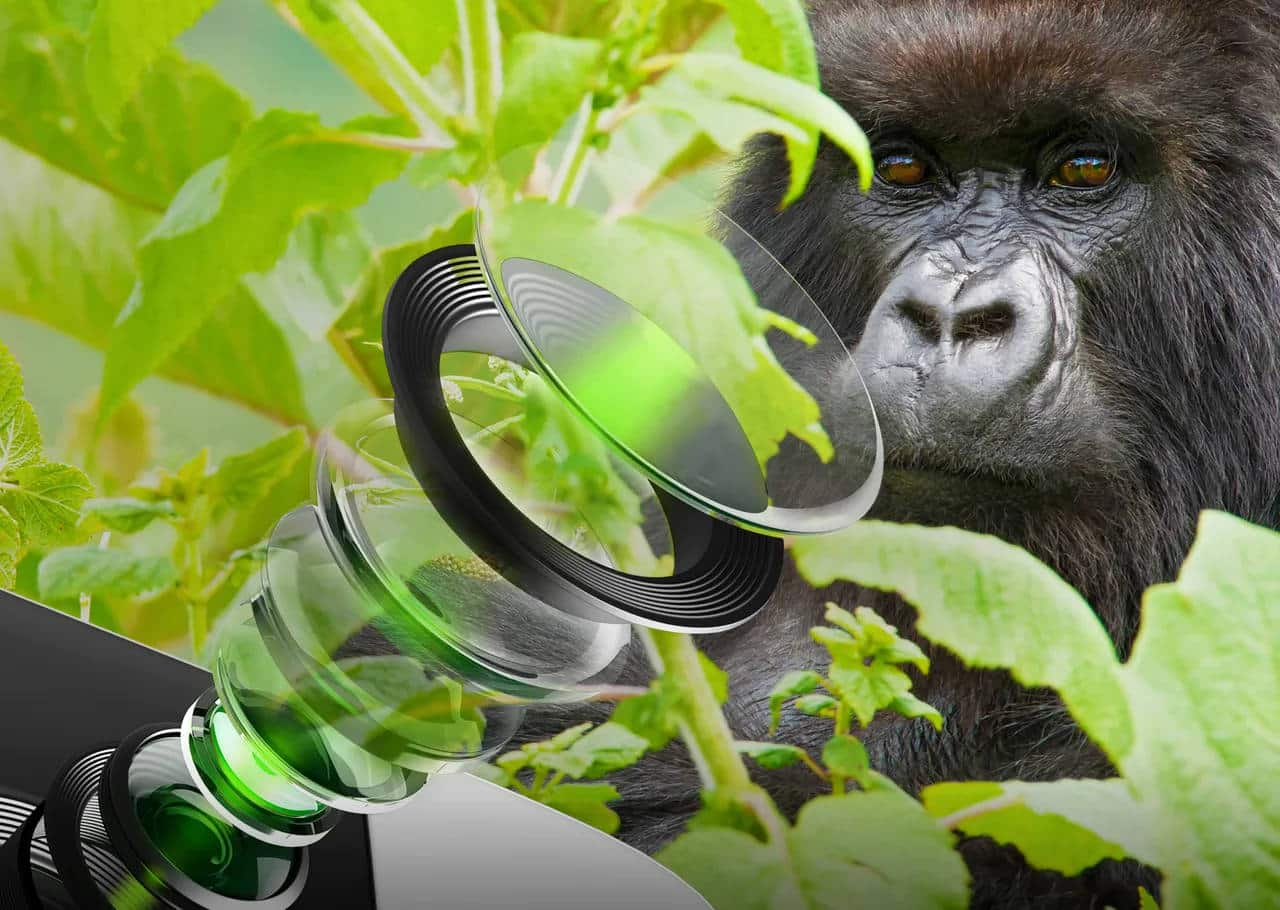 Corning Gorilla Glass DX DX+