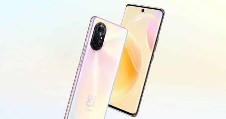 Huawei Nova 8 and Huawei Nova Y60 Phones Launch in South Africa