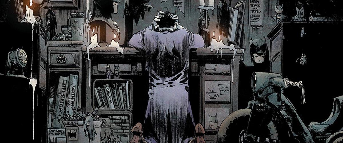 Essential Batman Graphic Novels Comics