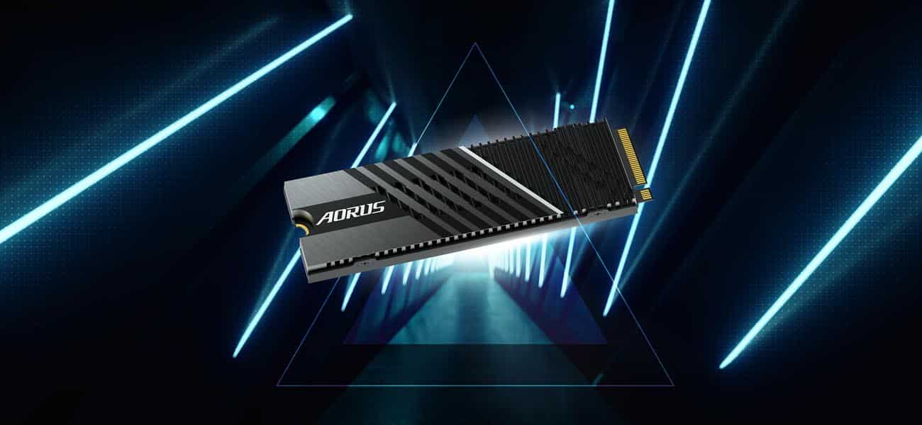 Gigabyte Aorus 7000s What SSDs Work on The PS5 and What do They Cost?