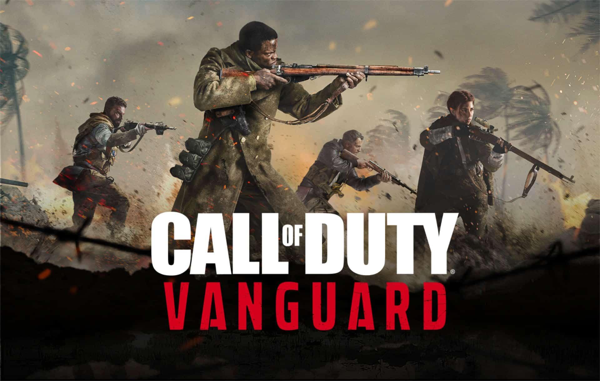 Call of Duty: Vanguard alpha