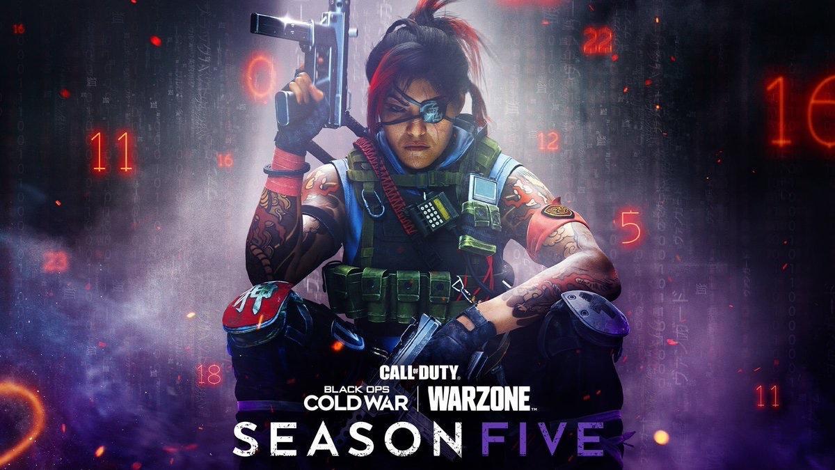 Call of Duty Black Ops Cold War Season 5