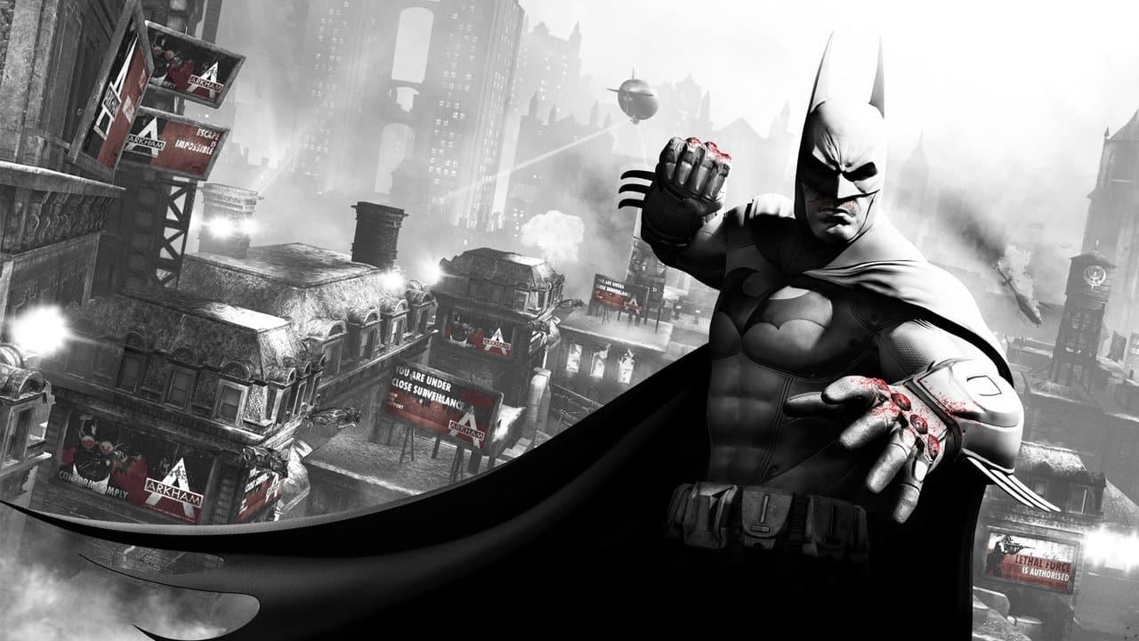 Superheroes Games Batman Spider-Man