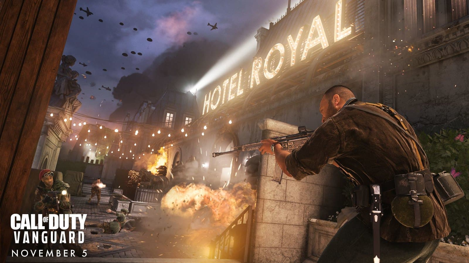 Call of Duty: Vanguard Beta and Multiplayer