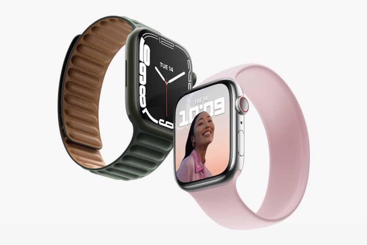 Apple Watch Series 7 WatchOS 8
