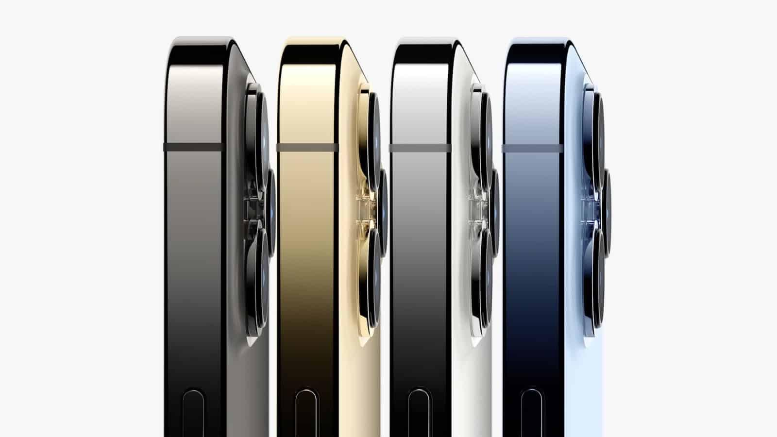 Apple iPhone 13 Apple iPhone 13 Pro Apple Watch Series 7 iPad Mini