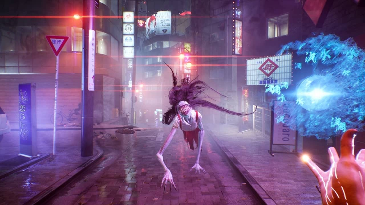 FREE HORROR GWT_Hannya_Trailer_4-min Tokyo Will Be Unlike Any Game You've Played