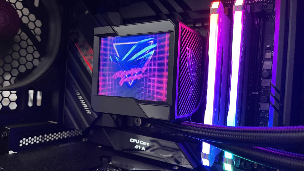 Test Driving The Ultimate Powered by ASUS Gaming PC