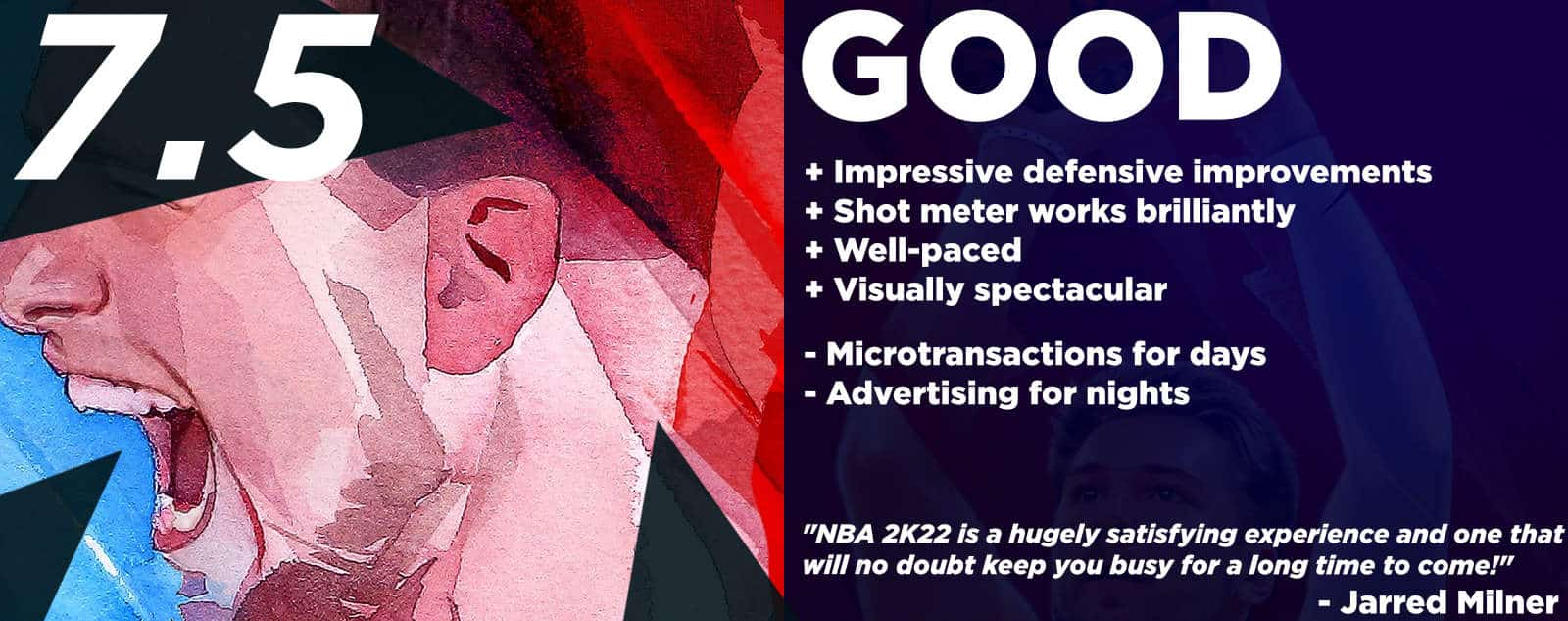 NBA 2K22 Review
