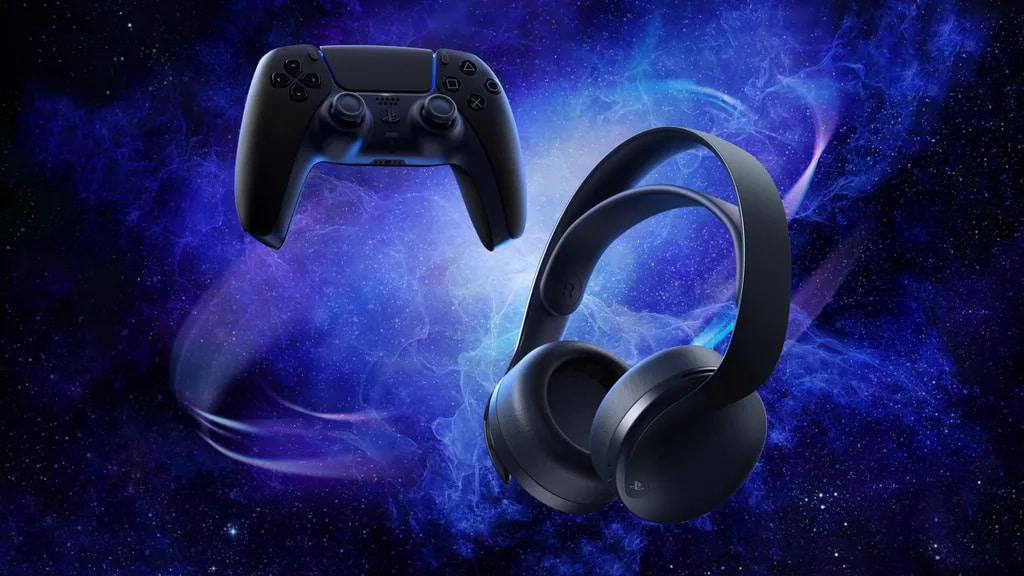 Midnight Black PlayStation 3D Pulse Headset South Africa