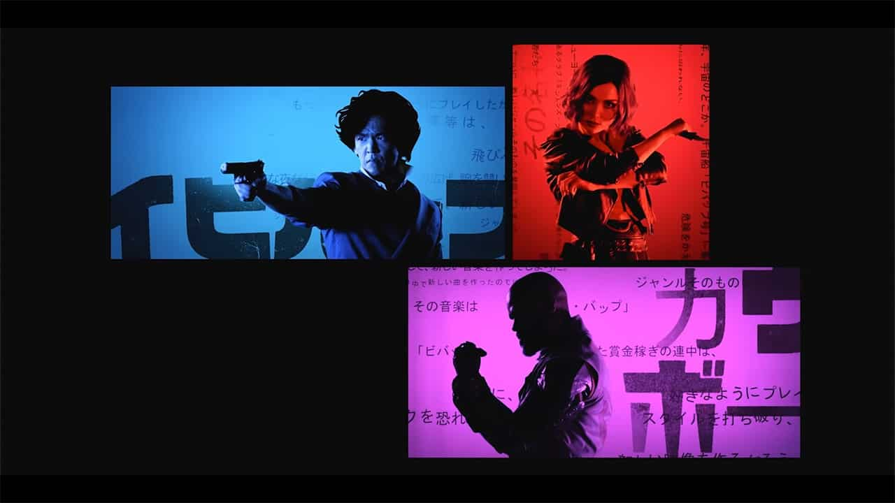 Cowboy Bebop Netflix Opening