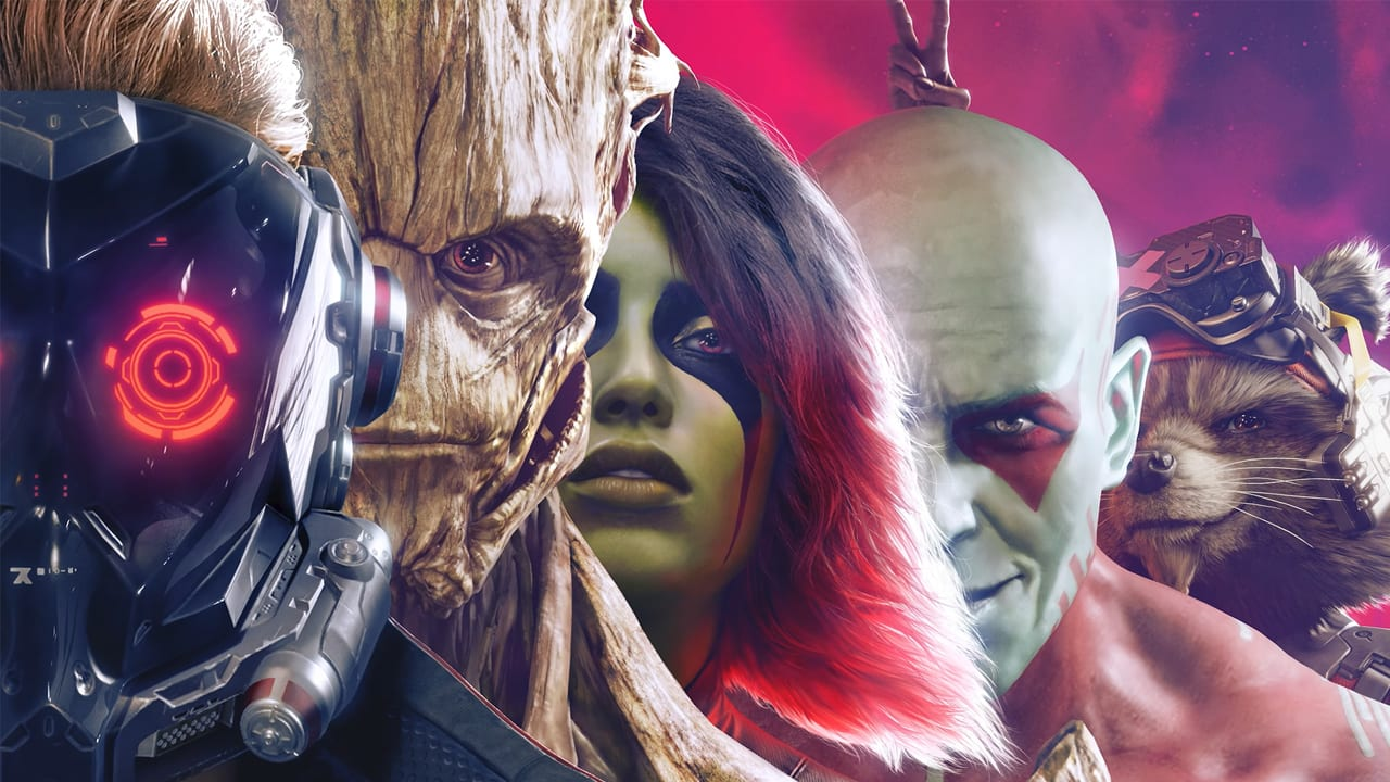 Guardians of the Galaxy Exploration Combat Gameplay