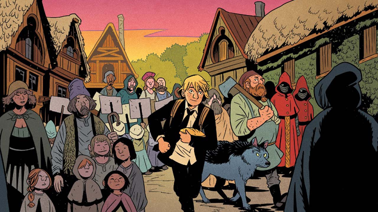 Folklords Comic Review